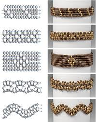 beaded bracelet patterns images Preciosa projects twin bracelets easy and simple free beading jpg