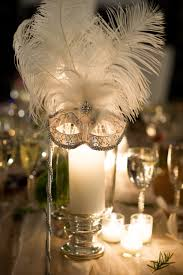 Candle Centerpieces For Birthday Parties by Garden Glam Hudson Valley Wedding Masquerade Ball Table Centers