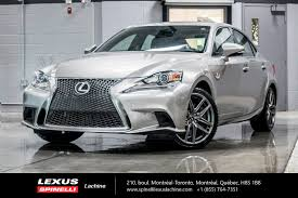 lexus ct200h used toronto used 2016 lexus is 300 f sport i awd cuir toit camera for sale in