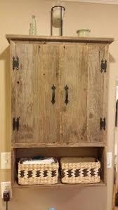 rustic bathroom storage cabinets gorgeous rustic bathroom wall cabinets delightful lovely storage