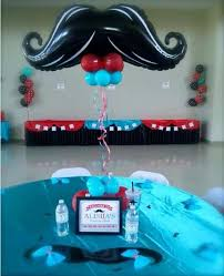 mustache baby shower decorations mustache baby shower balloons decoration centerpieces mustache