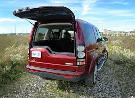 red land rover lr4 review 2016 land rover lr4 hse lux canadian auto review