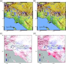 Generic Mapping Tools A Vs30 Map For California With Geologic And Topographic