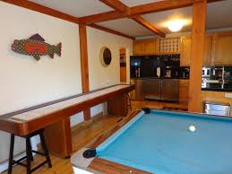 Valley Pool Table by Large Squaw Valley Multi Level Home Breat Vrbo