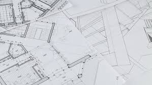 architectual plans architectural plans fill the screen for a suitable loopable