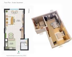 Studio Apartment Floor Plan by Welcome To The World Of Nishant Estates