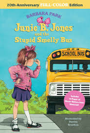 join junie b jones reading club and get free book and activity pages