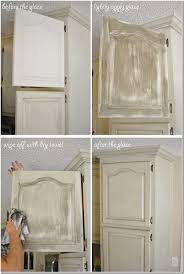 Glazing Kitchen Cabinets Before And After by 51 Best Glazed Kitchen Cabinets Images On Pinterest Kitchen