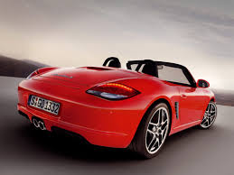 red porsche convertible 2011 porsche boxster information and photos zombiedrive
