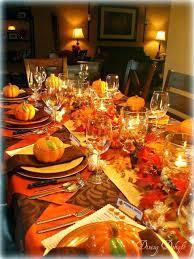 thanksgiving table setup the dining table setup thanksgiving dinner