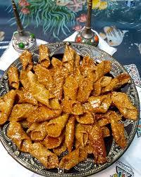 cuisine orientale pour ramadan gateau au miel pour ramadan patisserie orientale tastygourmandise