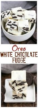 where to buy white fudge oreos oreo white chocolate fudge that can bake