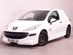 peugeot 207 used white peugeot 207 for sale hampshire