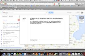 Google Map Directions Driving Tech Thoughts Updating Maps And Exporting Custom Routes From