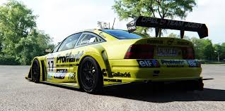 opel calibra race car opel calibra itc 1996 racedepartment