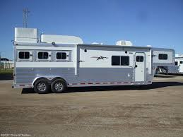 living quarter horse trailers for sale in texas at circle m trailers