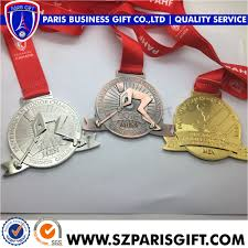 uae hollow out design swimming medal professional crafts