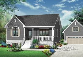 ranch style house plans with porch house plan w3151 detail from drummondhouseplans com