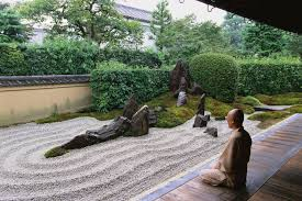 Rock Zen Garden All About Zen Gardens The Of Zen Gardens In Zen Buddhism