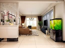 apartments captivating living room partition wall bedroom studio