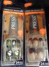 halloween impress nails so polished ireland october 2014