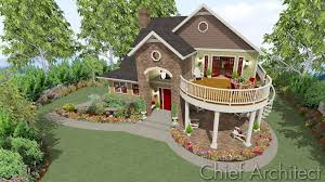 Home Design Ipad Second Floor Chief Architect Home Design Software Samples Gallery