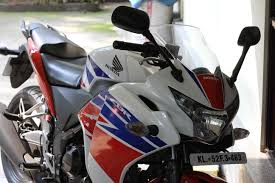 honda cbr showroom honda cbr250r 2013 9000kms ownership review wheels u0027n u0027shields