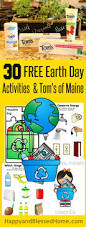 free 30 page printable earth day activity pack