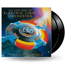 Electric Light Orchestra Telephone Line Elo All Over The World The Very Best Of Electric Light
