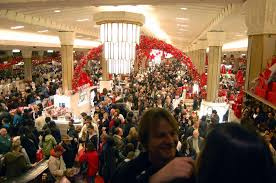 black friday or thursday at lv mall lehigh happening