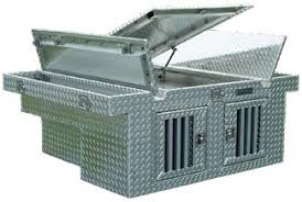 Truck Bed Dog Kennel Diamond Deluxe