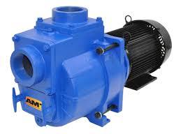 amt self priming sewage trash pump 390 gpm 3