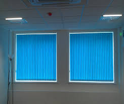 Windows Vertical Blinds - bokmak distributors interior designers