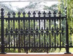 ornamental fences hexi wrought iron fence co