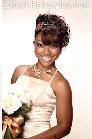 black tie event hairdos 22 amazing prom hairstyles for black girls and young women