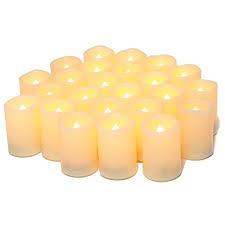 fake tea light candles flameless flickering votive tea lights candles bulk battery operated