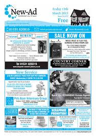 Pets Barn Hartpury New Ad 13 3 15 By Jane Dyer Issuu