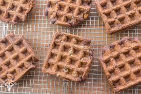 diy frozen sweet potato waffle meal prep fit men cook