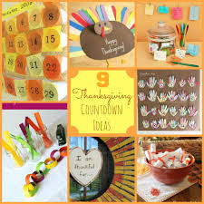 thanksgiving countdowns happy home