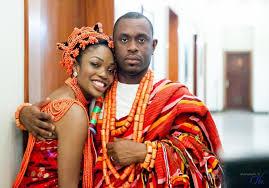 mariage africain inspiration mariage traditionnel africain l ethnie edo au sud