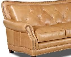 Leathercraft Sofas Top Grain Full Aniline Leather Sofas Davis Top Grain Leather 7010