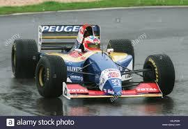 peugeot 20 rubens barrichello total jordan peugeot f1 driver 20 february 1995