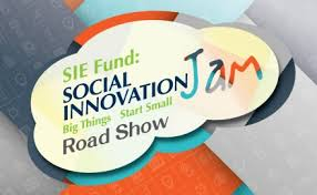 si e social orange social innovation jam big things start small sie fund