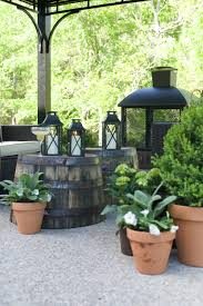 Patio Gazebo Lowes by Lowe U0027s Spring Makeover Reveal French Country Cottage