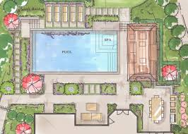 Landscape Floor Plan by Landscape Planning