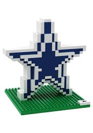 nfl dallas cowboys logo brxlz 3d puzzle