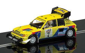 peugeot 205 t16 scalextric peugeot 205 t16 slot car one stop rc hobbies shop