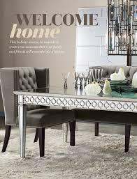 Mirrored Dining Room Set by Dining Tables Z Gallerie Sequoia Console Table Hollywood Glam