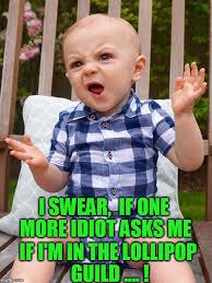 Man Baby Meme - angry old man baby meme generator imgflip