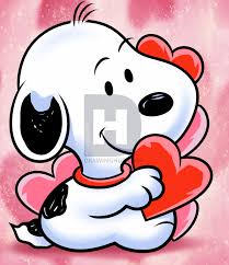 Snoopy Flags How To Draw Valentine Snoopy Step By Step Drawing Guide By